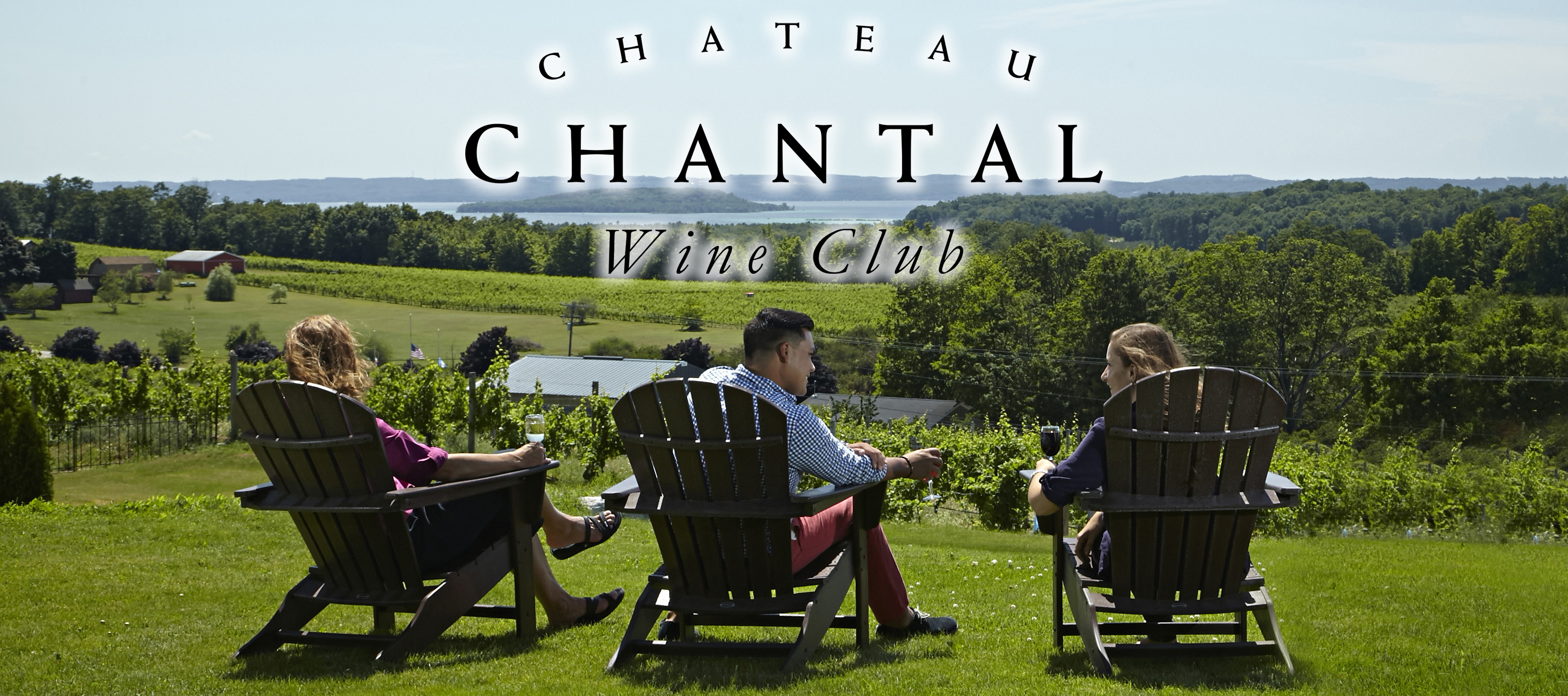 Chateau Chantal Photo Old Mission Peninsual