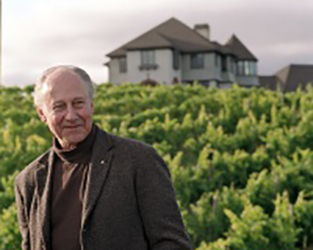 Robert Begin, Chairman and Founder, Chateau Chantal