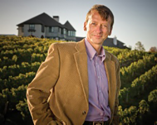 Jim Krupka, CEO Chateau Chantal in Traverse City, Michigan